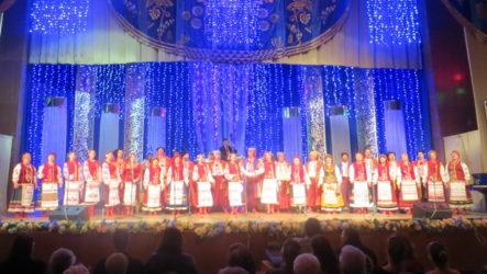 Сорокарічний ювілей народного хору «Веснянка»