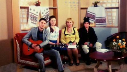 «Розмова на тему» з переможцями конкурсу «Сторінками поезії. Кобзареві струни»