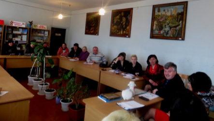 Виїзна колегія в Арбузинському районі