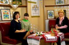 «Розмова на тему» з родиною Сайковських