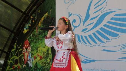 Відбувся ювілейний обласний фестиваль дитячої творчості «Перші ластівки»