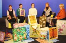 «Дитячій майданчик» з гуртком декоративно-прикладного мистецтва «Художній текстиль»
