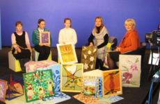 «Дитячий майданчик» з дитячим гуртком «Художній текстиль»