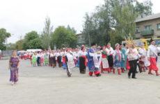 Інформація про проведення обласного огляду фольклорних колективів та ансамблів «Троїсті музики»  «Від села до села танці та музики»