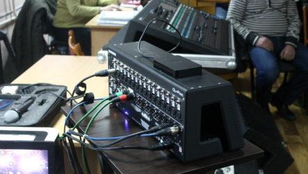 Семінар-практикум для звукооператорів клубних закладів області