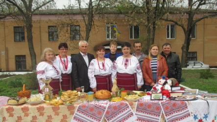 Загальнообласна соціокультурна акція «Є хліб — є й життя» в Єланецькому районі