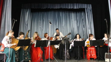 Обласний огляд народно-інструментальної музики «Грайте, струни душі»