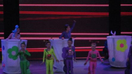 Присвоєння звання «зразковий» хореографічному колективу «Бусинка»