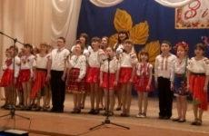 Фестиваль дитячої, юнацької та молодіжної творчості «Золотий паросток-2016» в Жовтневому районі