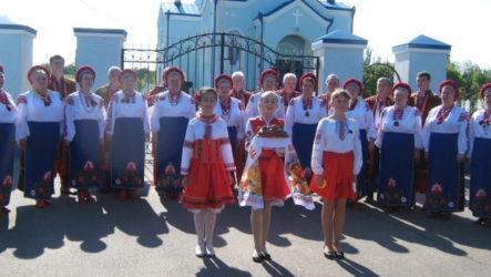 Загальнообласна соціокультурна акція «Є хліб — є й життя» у Новій Одесі