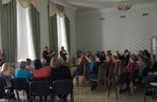 Обласний семінар-практикум аматорських театральних колективів (другий день)