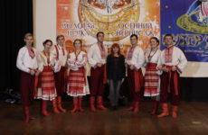 Народний гурт народної пісні «Зорецвіт» отримав найвищу нагороду Міжнародного конкурсу вокалістів