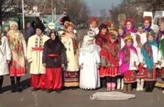 Проект «Чаро-дій»: зимові звичаї та обряди