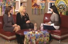 Кольори творчої палітри Лариси Кришталь у програмі «Розмова на тему»