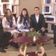«Розмова на тему» з учасниками вокального квартету «Камертон»