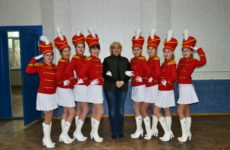 Керівник народного ансамблю танцю «Нива» святкує ювілей