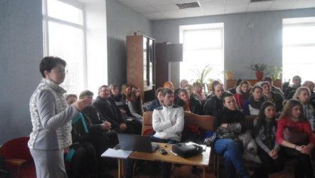Cемінар для керівників сільських вокальних колективів і студій Новоодеського району