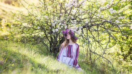 Як українці квітень зустрічали: веснянки, «Кривий танок» та народний прогностик