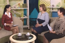 Організатори огляду «Материнська пісня» у програмі «Новий день»