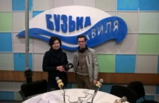 Радіоефір з Василем Нікітіним