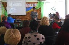 Майстер-клас із вокалу для директорів будинків культури Березанського району