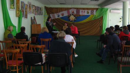 «Школа клубного менеджменту» в Березанському районі