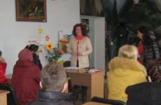 «Школа клубного менеджменту» в Арбузинському районі