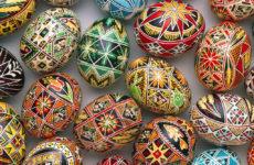 Великодні традиції в творчості майстрів Миколаївщини