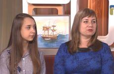 Телевізійні зустрічі: родина Папушой