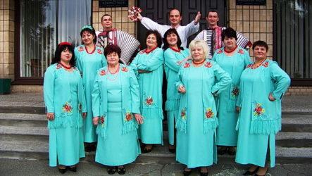 Підтвердження звання вокальному ансамблю «Степовичка» Первомайського районного будинку культури