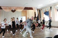 Творча лабораторія для керівників хореографічних колективів Кривоозерського району
