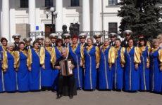 Народний хор «Ветеран» в ефірі телеканала «Миколаїв»