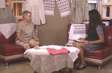 «Розмова на тему» з Жанною Семененко-Руських