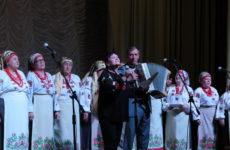 Обласне свято «Пісні наших батьків» зібрало друзів