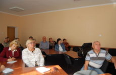 Майстер-клас із вокалу для директорів будинків культури Вітовського району