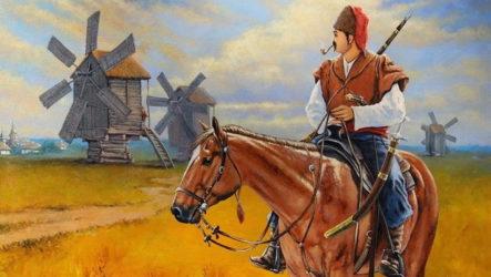 «На конику удалець, що за диво удалець, наш Іван молодець!»: традиції святкування дня святого Семена в козацькій Україні