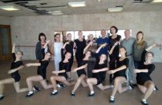 «Школа починаючого хореографа» в Первомайську