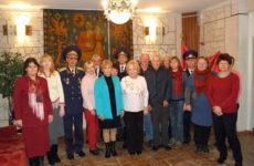 «Козацька вітальня» запрошує друзів