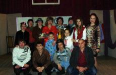 Присвоєння звання новоодеському театру «Експромт»