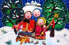 Зимові свята в роботах аматорів Миколаївщини