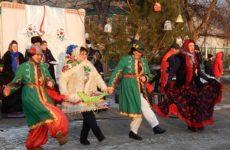 Свято «Маланка» або «Цигани» села Курячі Лози