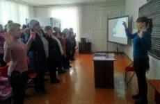 Майстер-клас із вокального мистецтва у Баштанці
