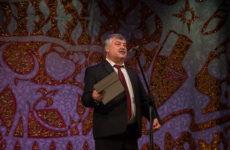 Вітаємо Михайла Димитрова з державною нагородою «Заслужений працівник культури України»
