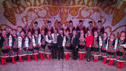 Обласний конкурс козацької пісні «Битва хорів» 11.05