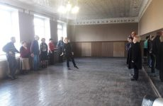 Виїзна творча лабораторія з побутових танців та масової пісні