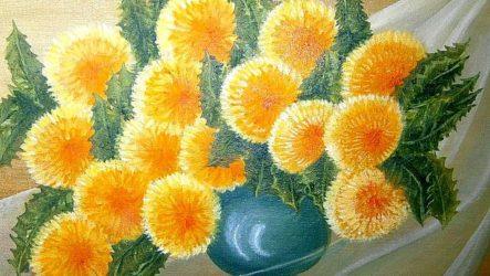 Квітковий розмай у художніх виробах майстрів Миколаївщини