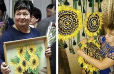 Творче об'єднання «Прибужжя»: квітка сонця