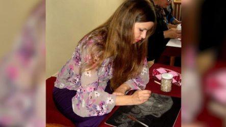 «На всі 100» про оригінальну творчість майстрині НТО «Прибужжя» Інни Данченко