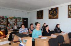 Майстер-клас із вокального мистецтва в Арбузинському районі