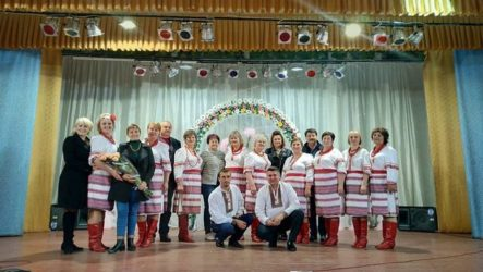 Вокальний ансамбль «Гармонія» підтвердив звання «народний»
